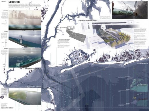 NYC Aquarium & Public Waterfront Competition 3rd prize