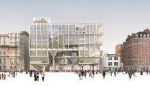 Paul Marshall Building Competition Winner - Grafton Architects