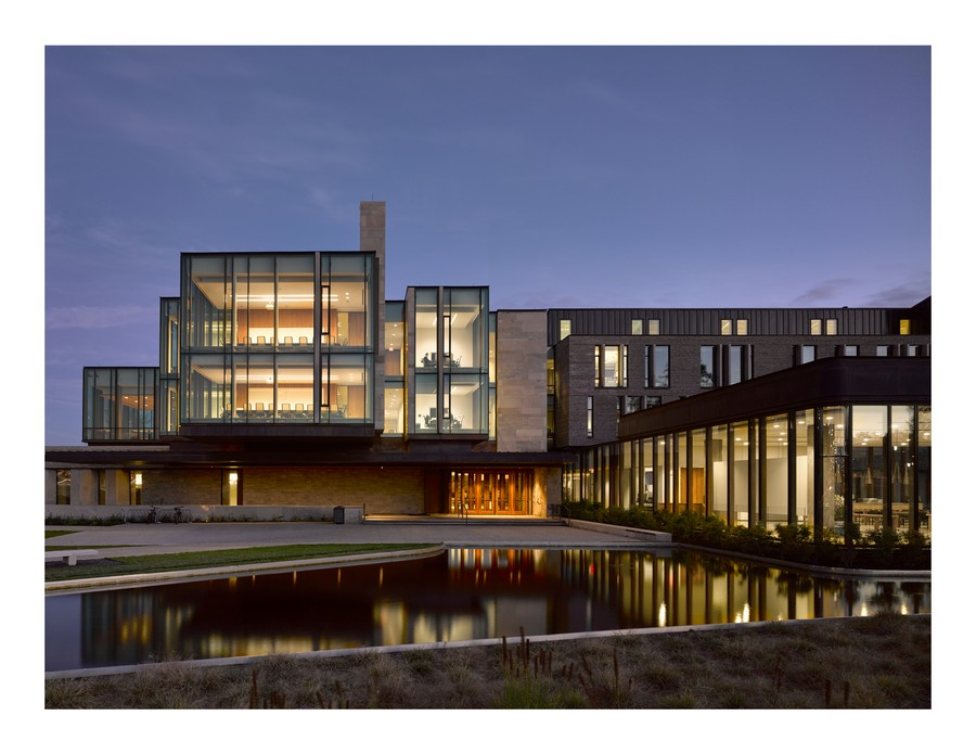 Richard Ivey Building In London Ontario E Architect
