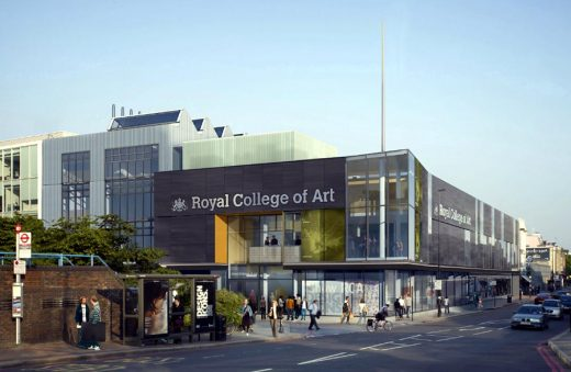 Royal College of Art Battersea Dyson Building