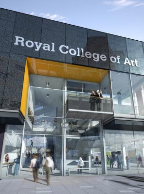 Royal College of Art Battersea London Building