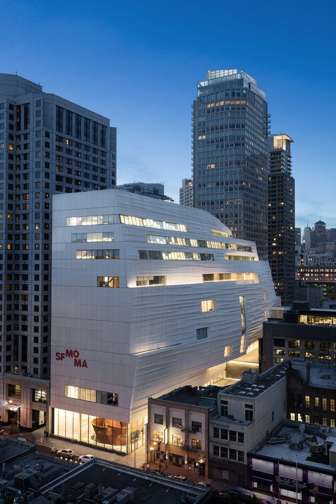 San Francisco Museum of Modern Art Expansion - e-architect