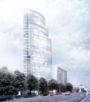 Taichung Tower by EMBT