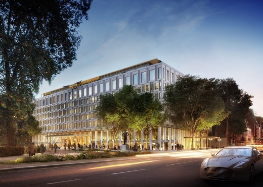 US Embassy Hotel by David Chipperfield Architects