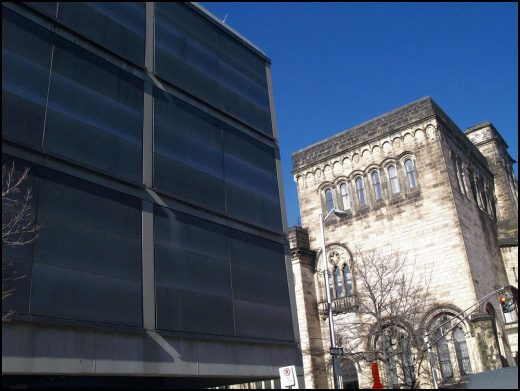 Yale Center for British Art building exterior
