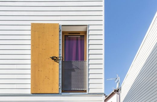 60 Social Housing Apartments by Tectoniques Architectes