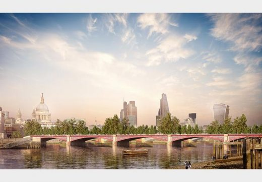 Alternative Garden Bridge Proposal