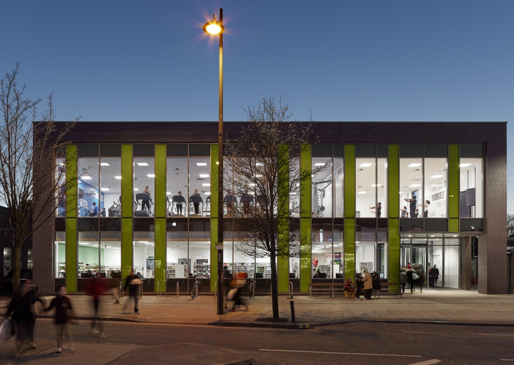 Arcadia Library And Leisure Centre 13