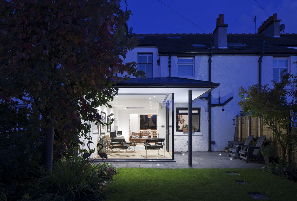 Arts Amp Crafts Terraced House In Glasgow E Architect