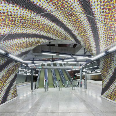 Budapest M4 Metro Stations - Budapest Architecture Tours