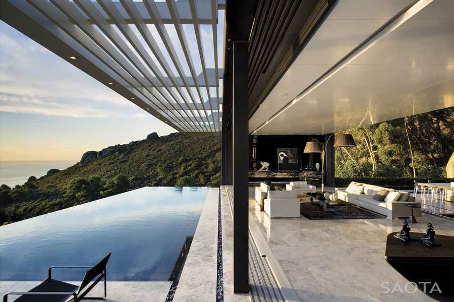 clifton house cape town property south african residence e architect