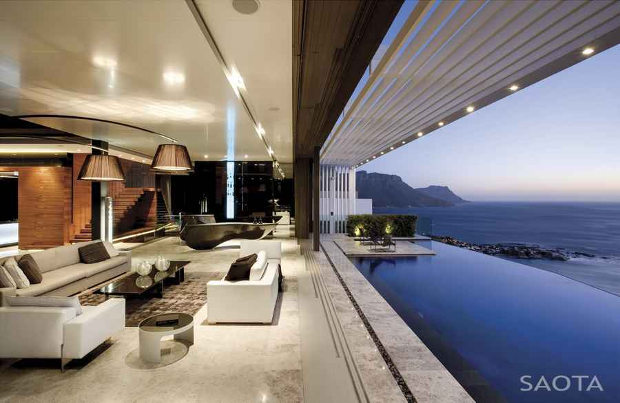 Clifton House: Cape Town Property, South African Residence - e-architect