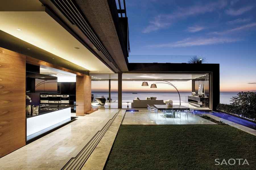 Clifton House: Cape Town Property, South African Residence