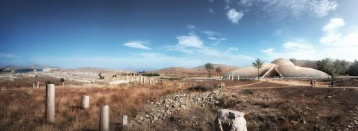Delos Museum Building - Greek architecture news