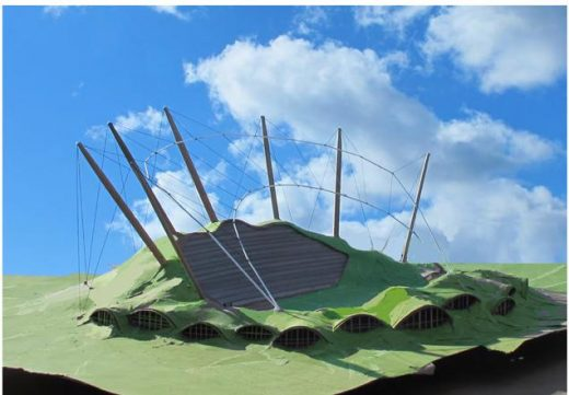 Forest Green Rovers Eco-park Design Competition by Richard Kroeker