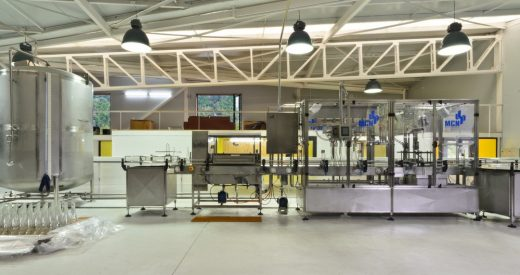 Water Bottling Plant Chile