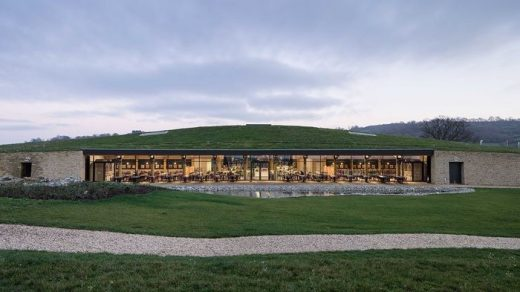 Gloucester Services building
