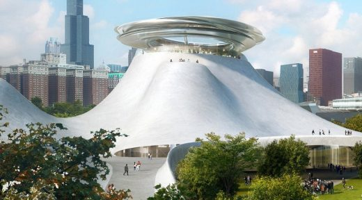 Lucas Museum of Narrative Art Chicago
