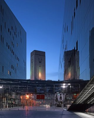 New Liverpool Waterfront Architecture design by Broadway Malyan Architects