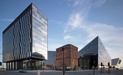 New Liverpool Waterfront Architecture design by Broadway Malyan