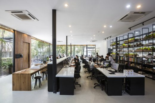 Mia Design Studio Office