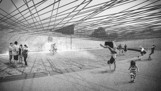 MoMA PS1 Young Architects Program 2016