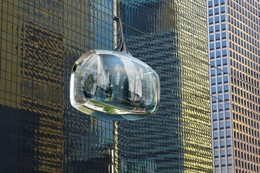 New Chicago Aerial Cable Car