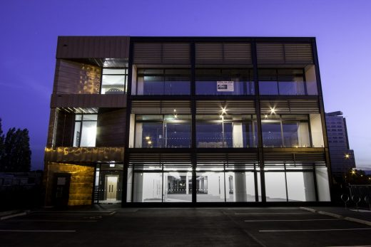 New Offices at 144 Kilmore