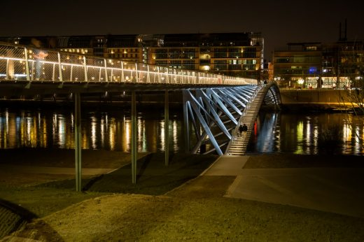 Peace Footbridge