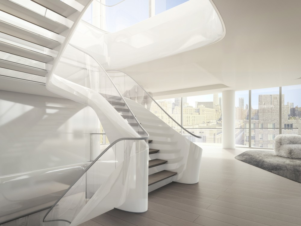 Penthouse 37 in nyc e architect for New york designers