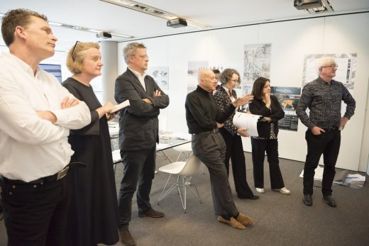 RIBA Norman Foster Travelling Schoarship 2016 judging