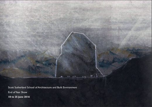Scott Sutherland School of Architecture End of Year Show-2016