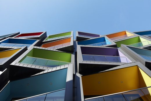 Spectrum Apartments by KUD