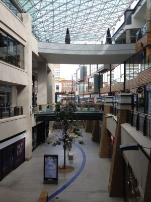 New Shopping Centre Building by BDP in Northern Ireland