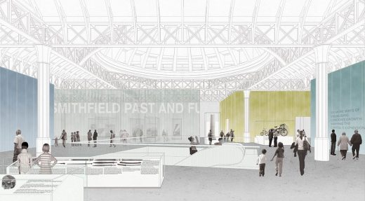West Smithfield Design Competition Proposals