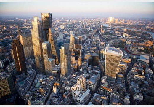 1 Leadenhall City of London Tower