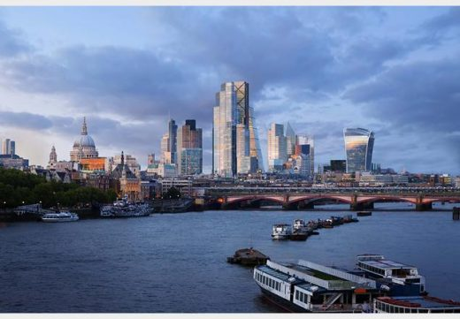 1 Leadenhall City of London Towers
