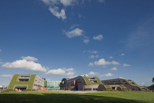 Alder Hey Children's Hospital design by BDP Architects