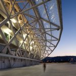 Allianz Riviera Stadium Building