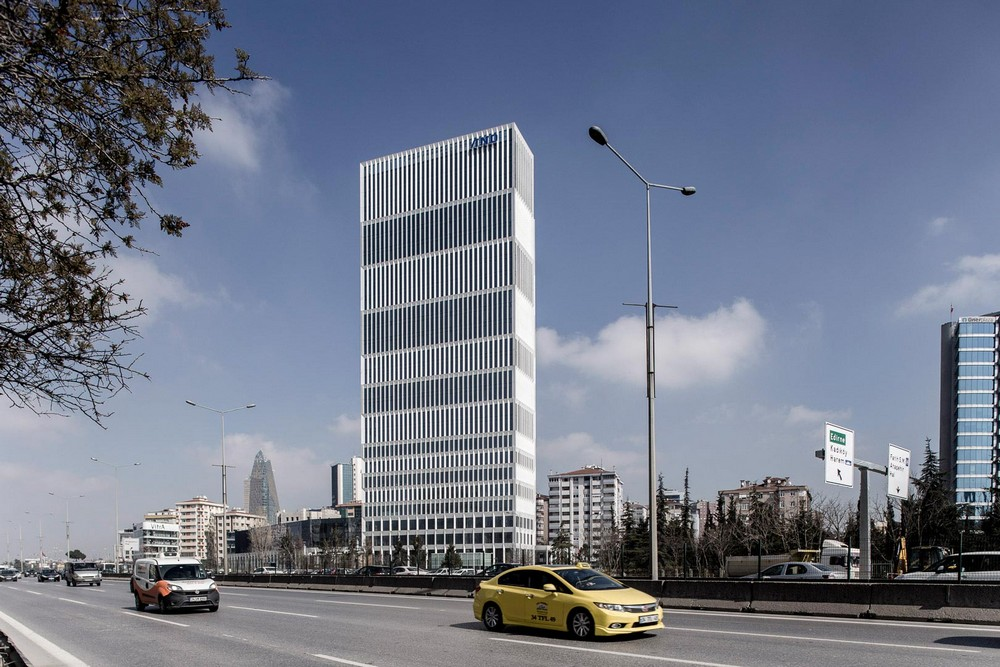 And Office Tower 10 E Architect