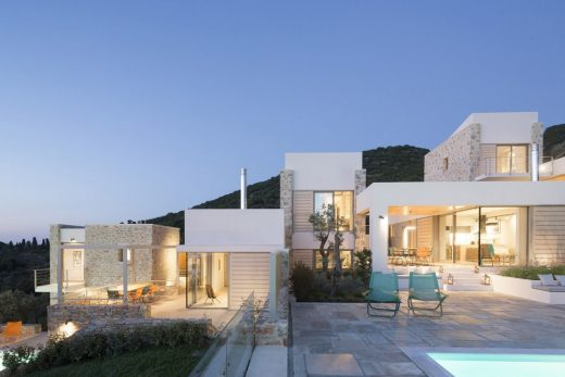 Atrium Villas Greek architecture news