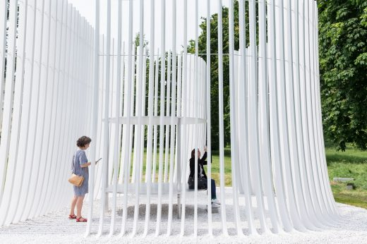 Serpentine Summer House 2016 by Asif Khan