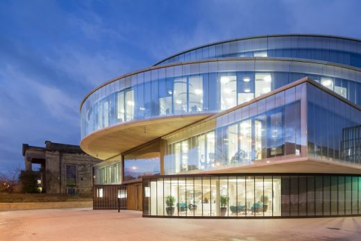 Blavatnik School Building