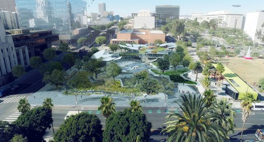FAB Park in Downtown Los Angeles