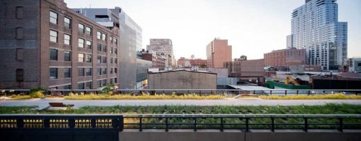 The High Line Park Manhattan