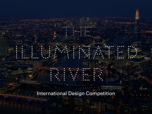 Illuminated River International Design Competition