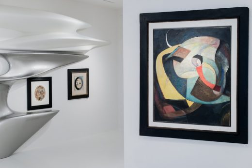 Kurt Schwitters Merz Exhibition