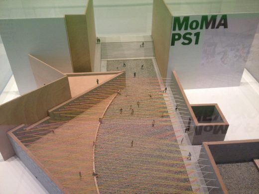 MoMA PS1 model 2016