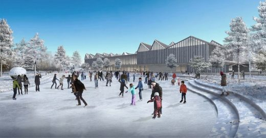 LMoCAF Architecture Competition Winners in Riga, Latvia – design by Adjaye Associates + AB3D