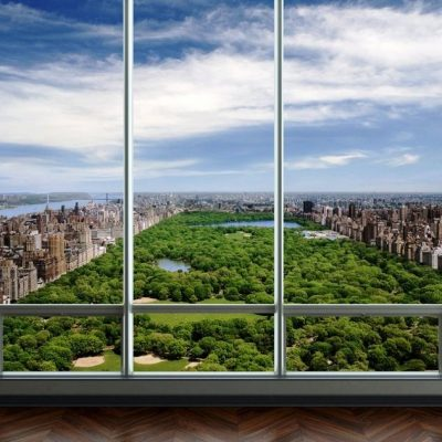 One57 Tower New York City view
